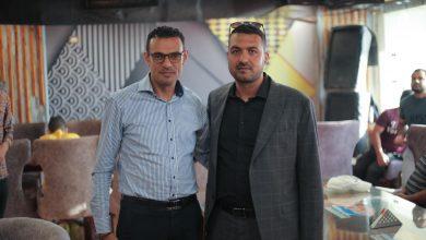 صورة حكماء بنها وقدامى اللاعبين يؤيدون حمادة ضوة في الانتخابات